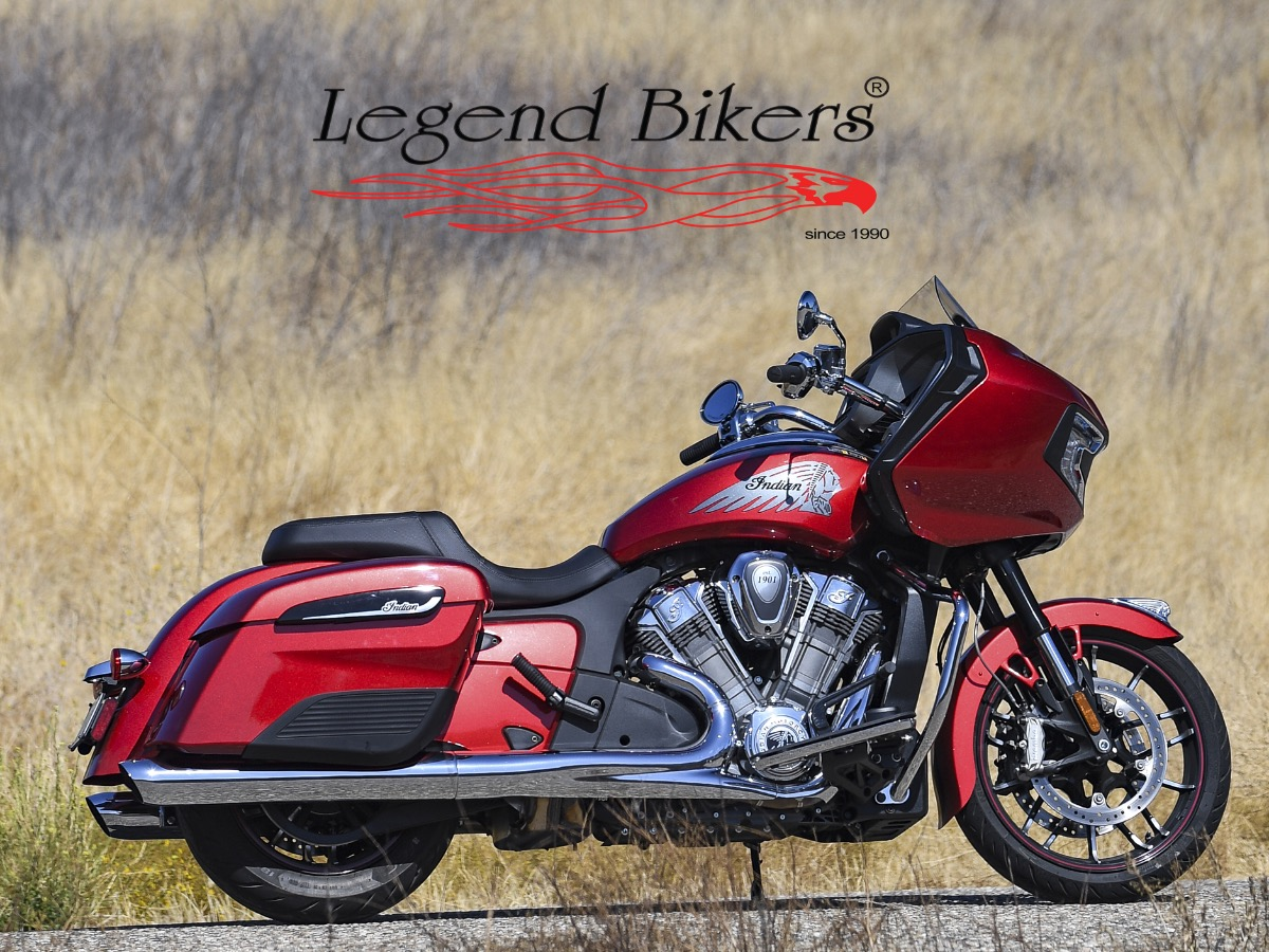Vendita INDIAN  CHALLENGER 2020 - 181 |  Legend Bikers * Concessionario Indian a Bergamo