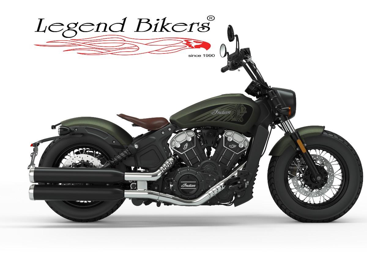 Vendita INDIAN  SCAOUT TWENTY 2020 - 185    Legend Bikers * Concessionario Indian a Bergamo