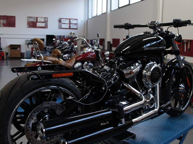 Legend Bikers - officina Indian e Harley Davidson Bergamo