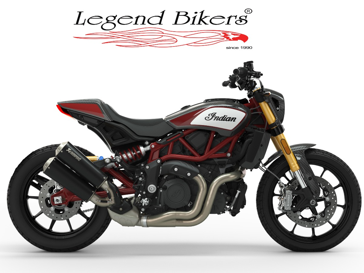 Vendita INDIAN FTR 1200 S Carbon - 504 |  Legend Bikers * Concessionario Indian a Bergamo