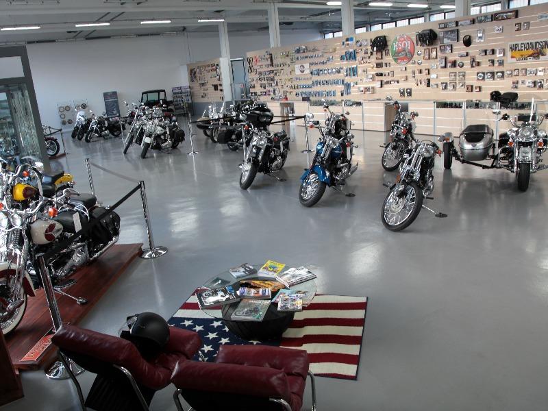 Legend Bikers - Moto usate Indian e Harley Davidson
