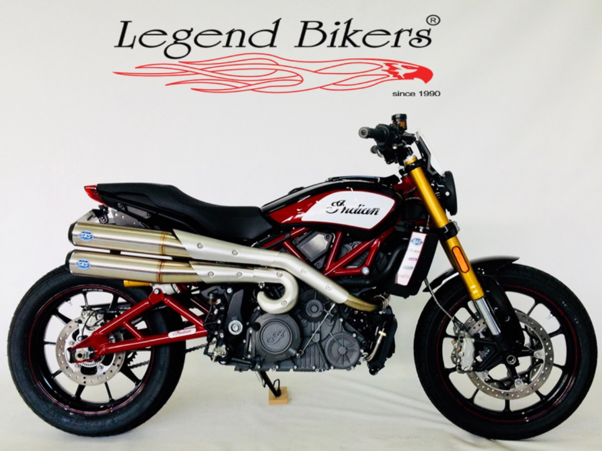Vendita INDIAN FTR 1200 S RR - 500 |  Legend Bikers * Concessionario Indian a Bergamo