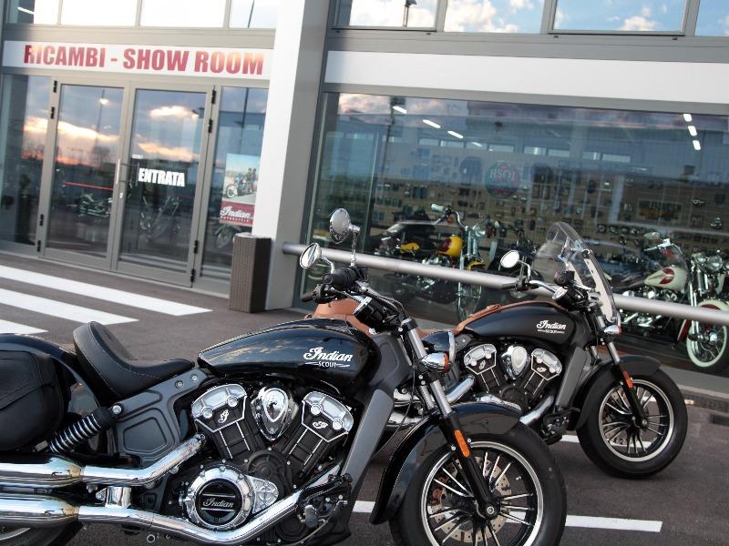 Legend Bikers - officina Indian e Harley Davidson Bergamo