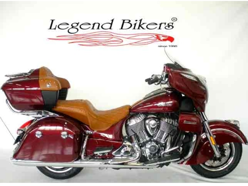 INDIAN ROADMASTER abs