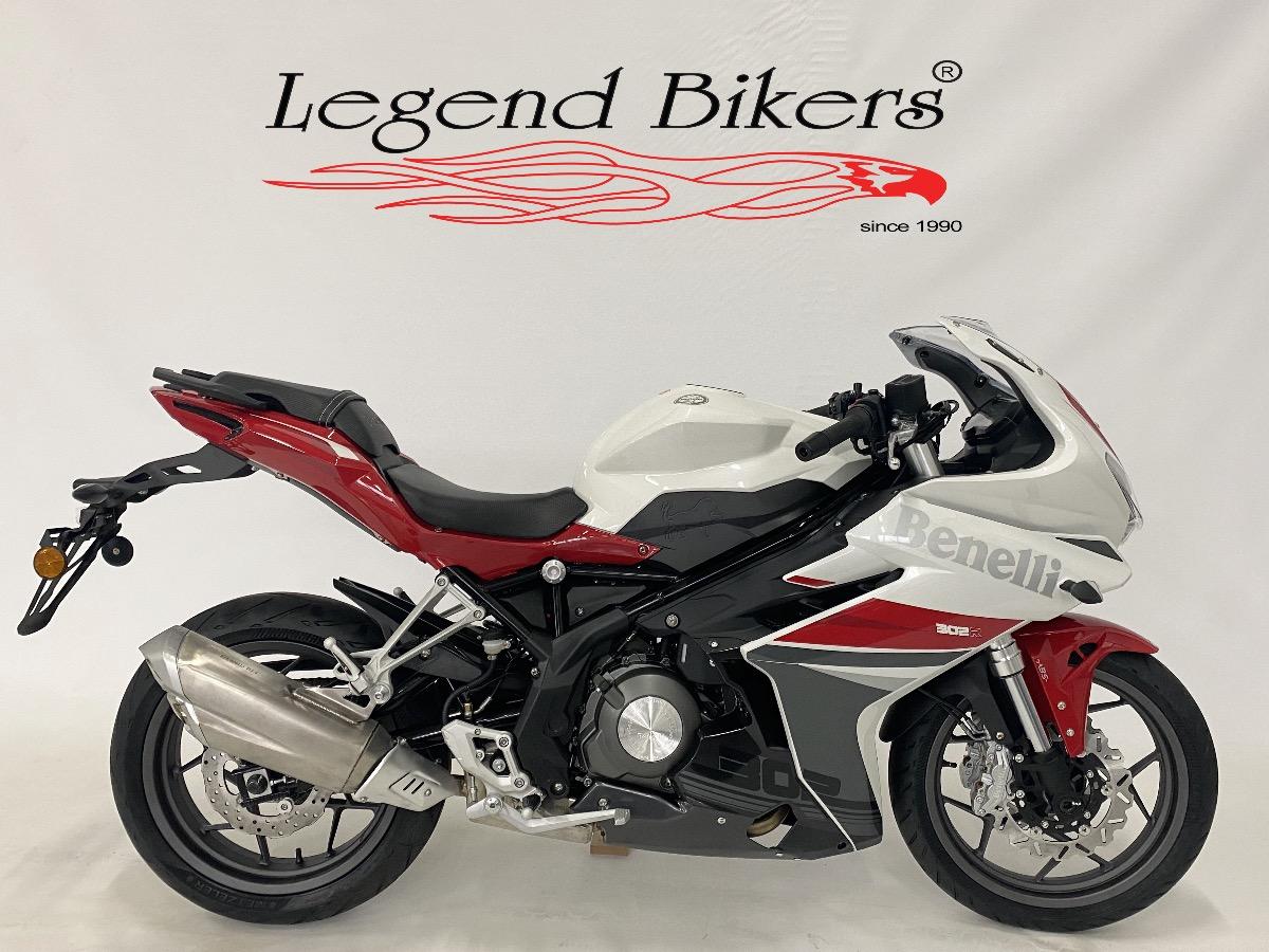 Vendita BENELLI 302 R - 201 |  Legend Bikers * Concessionario Indian a Bergamo
