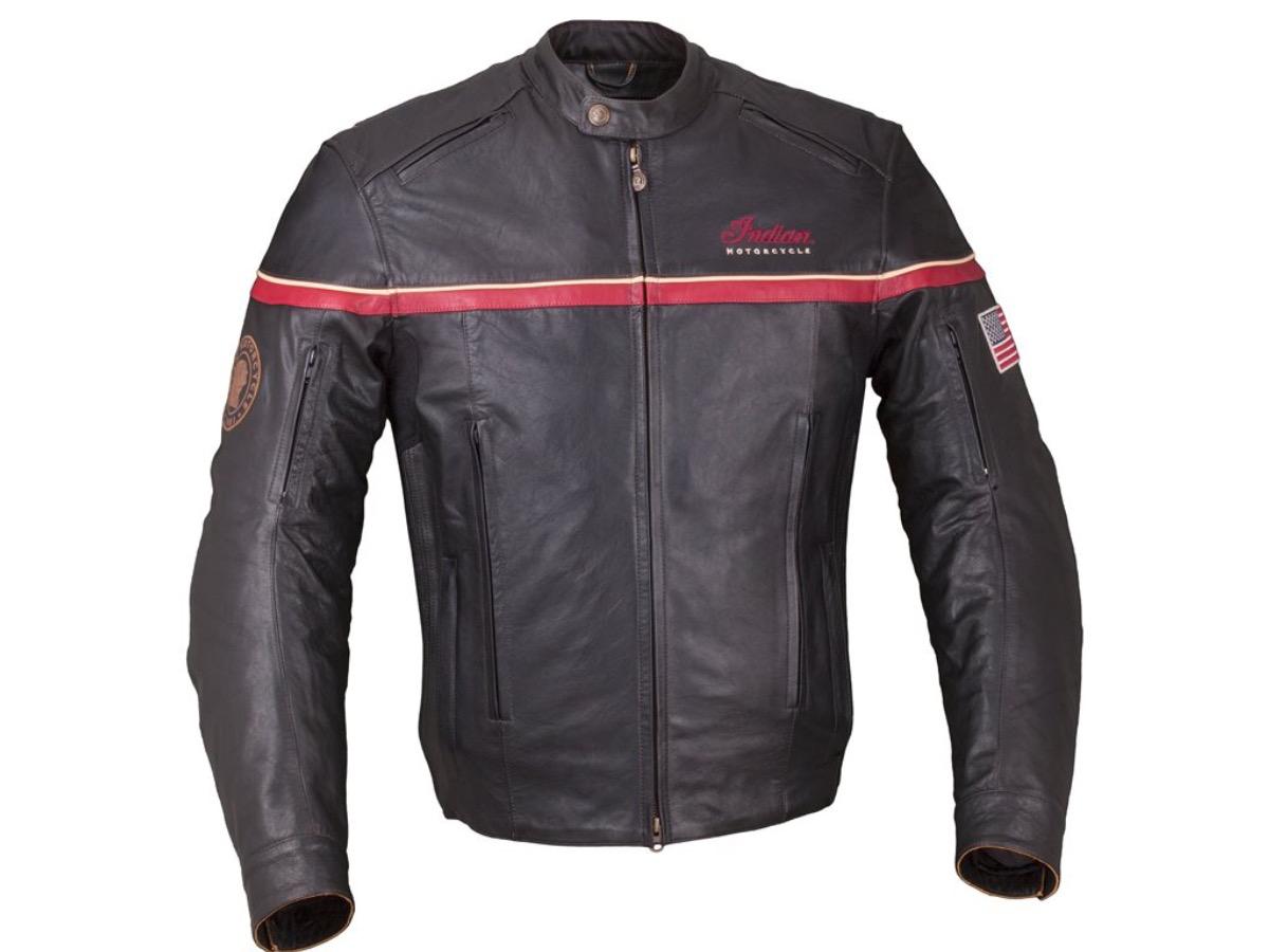 Vendita 2863704 GIACCA PELLE CLASSIC - 356 |  Legend Bikers * Concessionario Indian a Bergamo