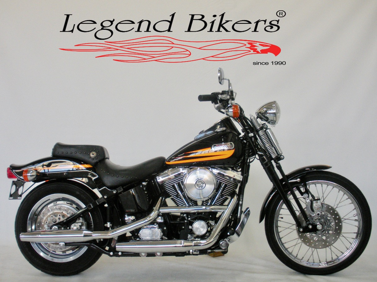 Vendita HARLEY DAVIDSON BAD BOY (FXSTSB) - 189 |  Legend Bikers * Concessionario Indian a Bergamo