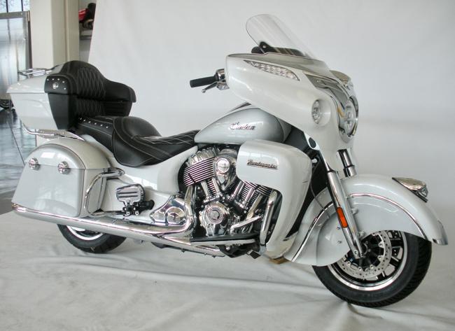 CONCESSIONARIO MOTO INDIAN BERGAMO