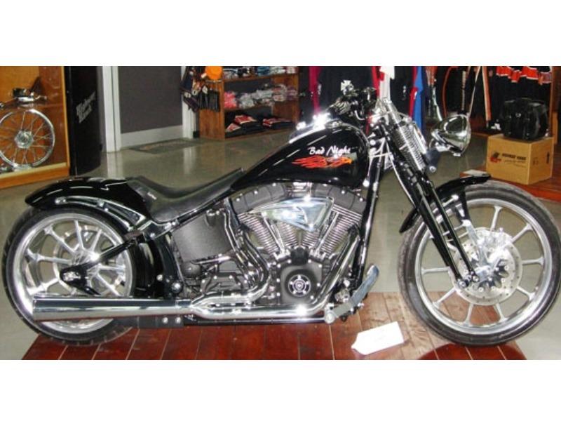 Vednita moto usata HARLEY DAVIDSON BAD NIGHT (FXSTB) 86