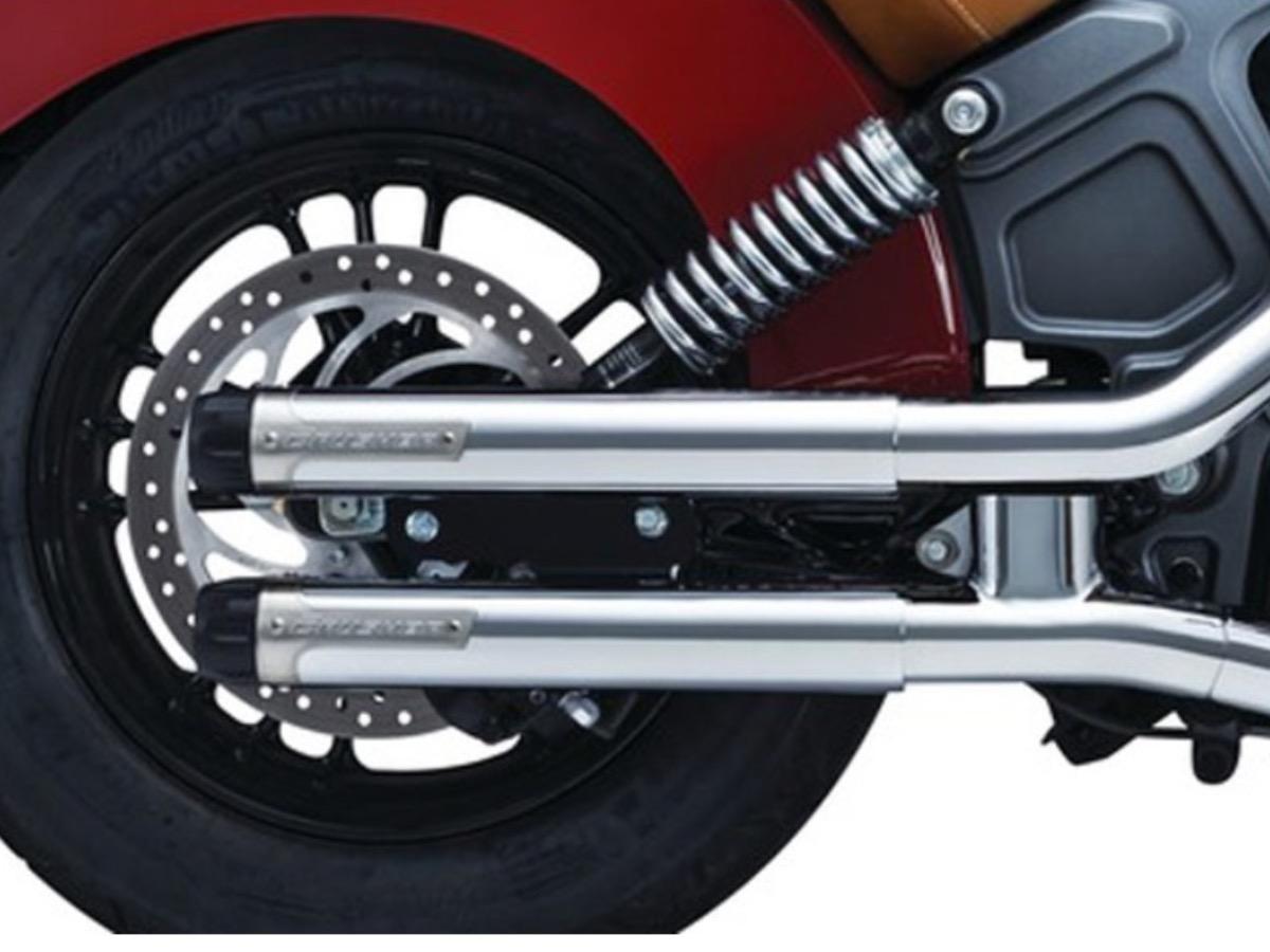Vendita 999 SCARICO CRUZER - 345 |  Legend Bikers * Concessionario Indian a Bergamo