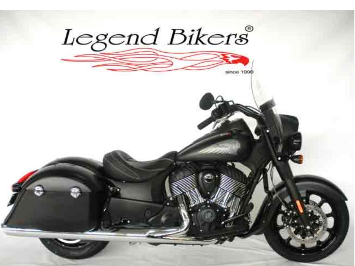 Vendita INDIAN SPRINGFILD DARKE HORSE - 176    Legend Bikers * Concessionario Indian a Bergamo