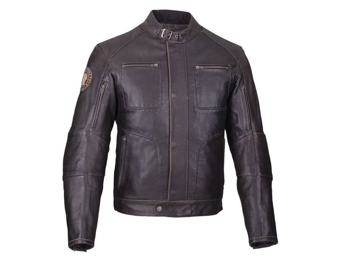 Vendita 2863827 GIACCA PELLE RETRO - 353 |  Legend Bikers * Concessionario Indian a Bergamo