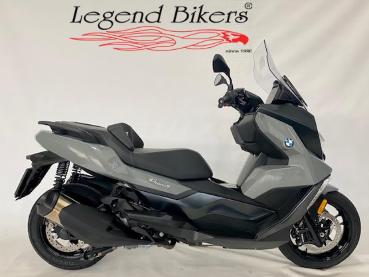 Vendita BMW C 400 GT - 569    Legend Bikers * Concessionario Indian a Bergamo