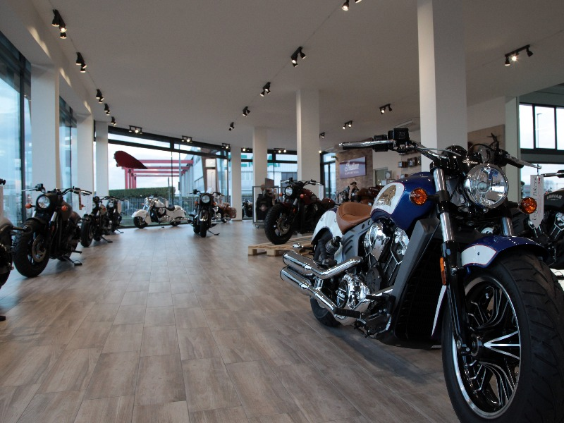 Legend Bikers - Concessionaria ufficiale Indian Motorcycles - Bergamo