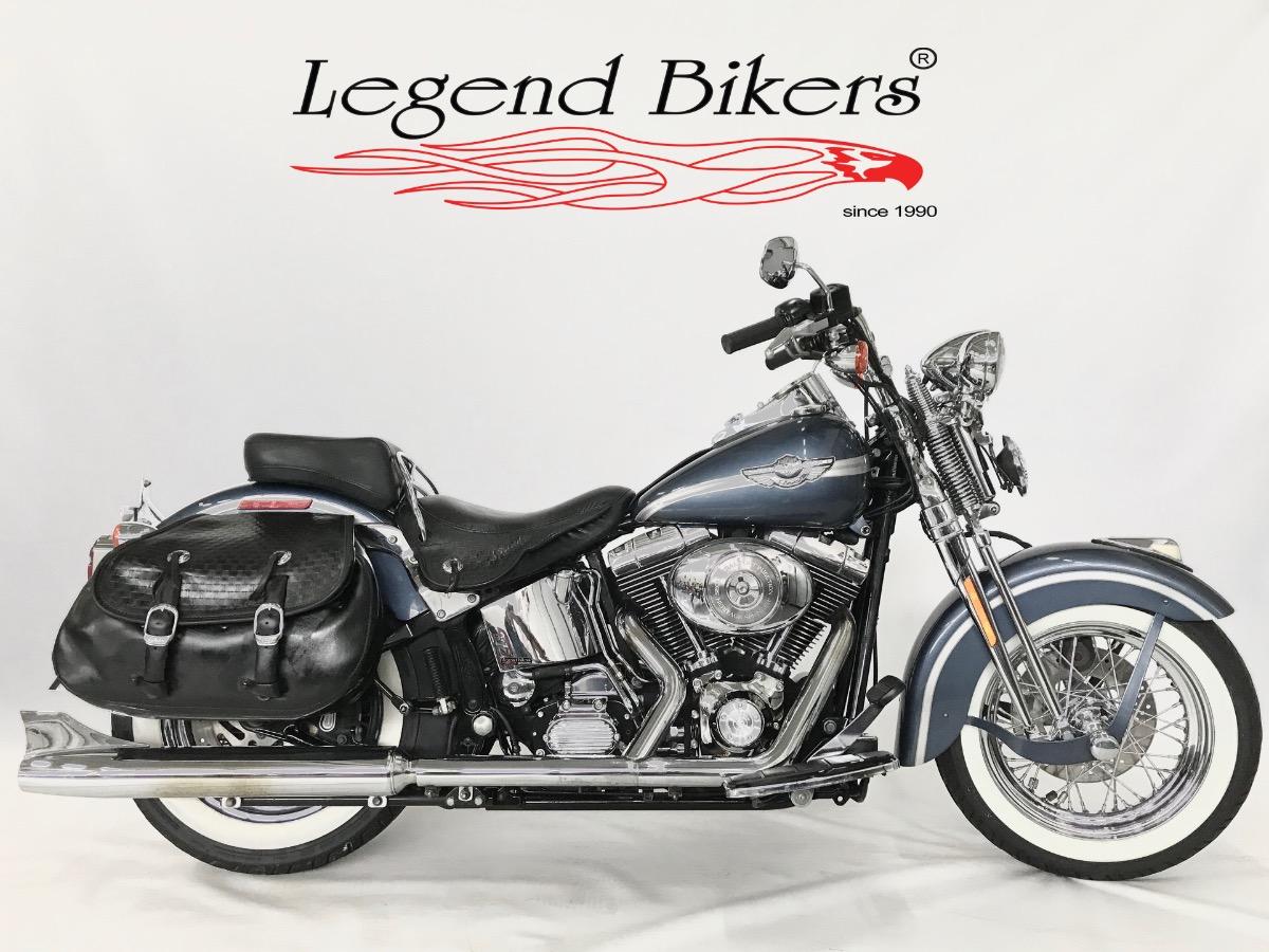 Vendita HARLEY DAVIDSON HERITAGE SPRINGER (FLSTSI) 100° ANNIVERSARY - 214 |  Legend Bikers * Concessionario Indian a Bergamo