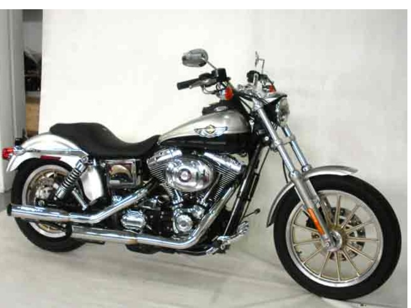 hARLEY DAVIDSON DYNA LOW RIDER (FXDL) 100° ANNIVERSARY