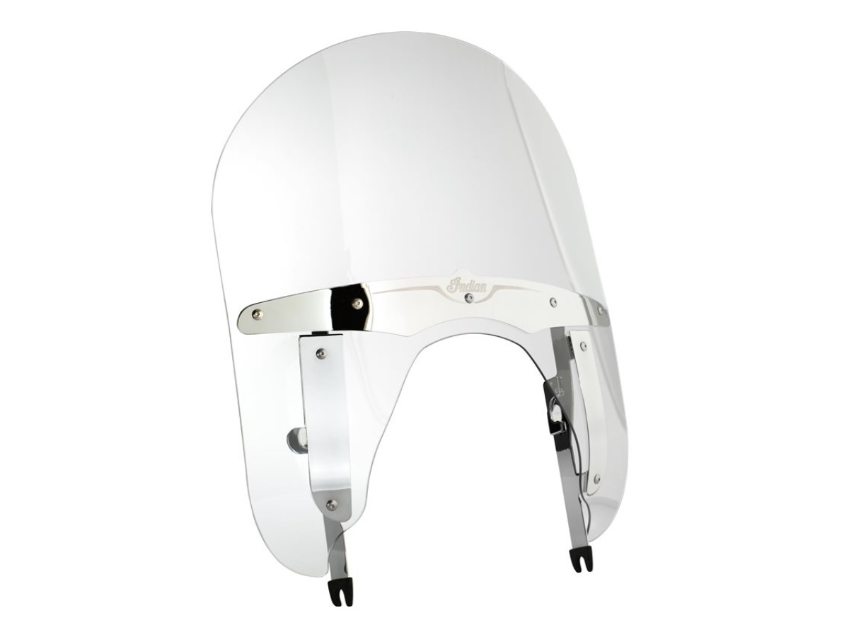 Vendita Polycarbonate 19 in. Quick Release Windshield, Clear Item # 2879575 PARABREZZA SGANCIO SPRINGFILD DH - 422 |  Legend Bikers * Concessionario Indian a Bergamo