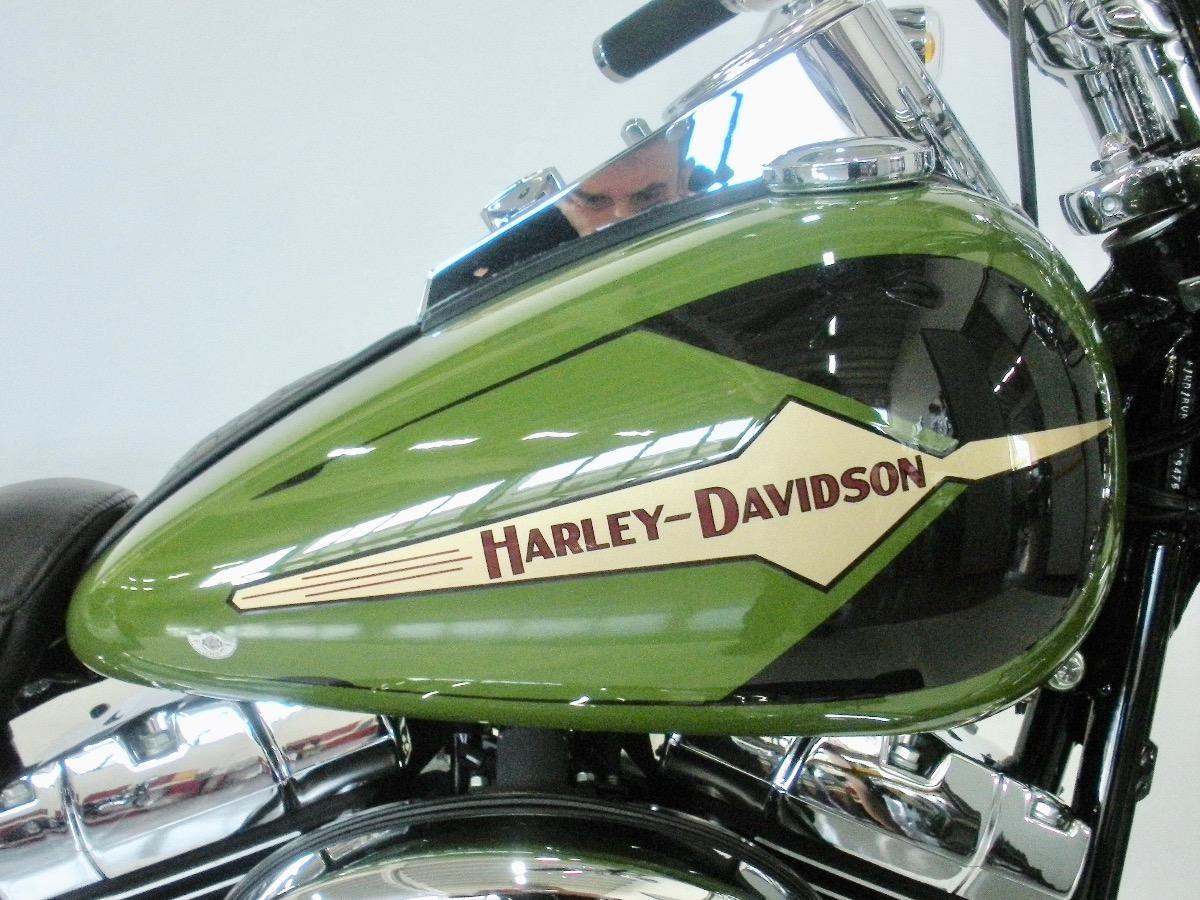 HARLEY DAVIDSON HERITAGE SPRINGER 100° (FLSTSI) ANNIVERSARY 2003