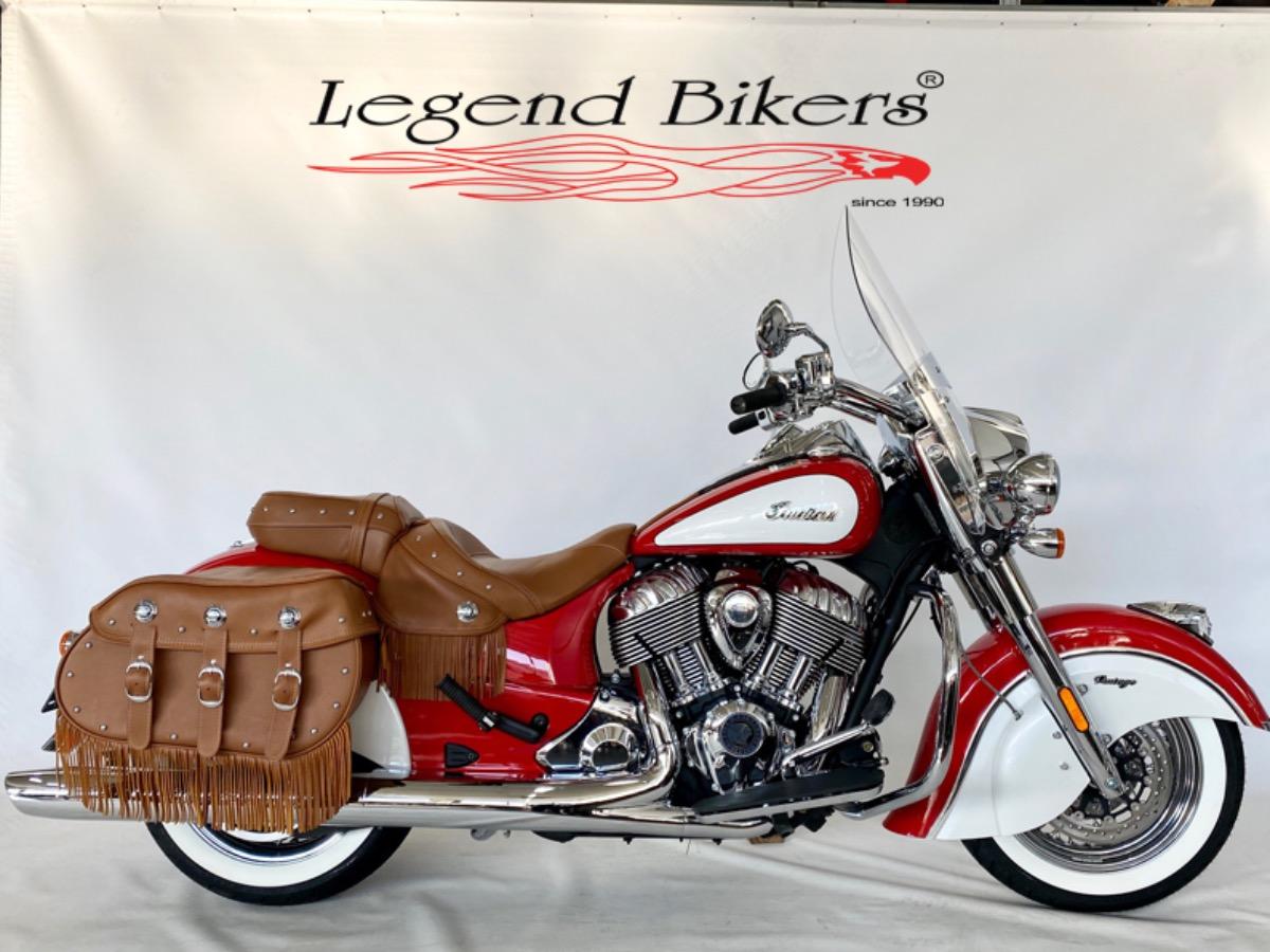 Vendita INDIAN CHIEF VINTAGE - 509 |  Legend Bikers * Concessionario Indian a Bergamo
