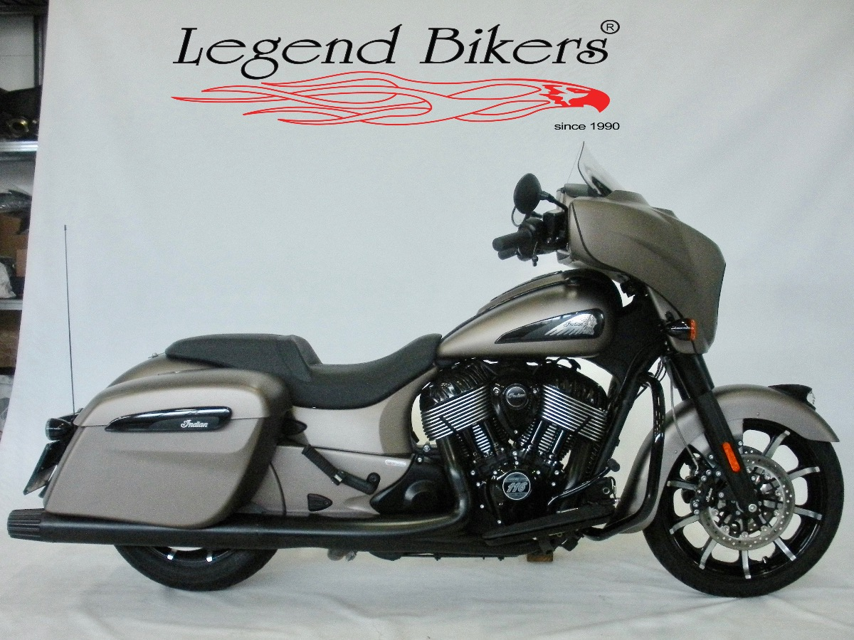 INDIAN CHIEF TAIN LIMITED 116