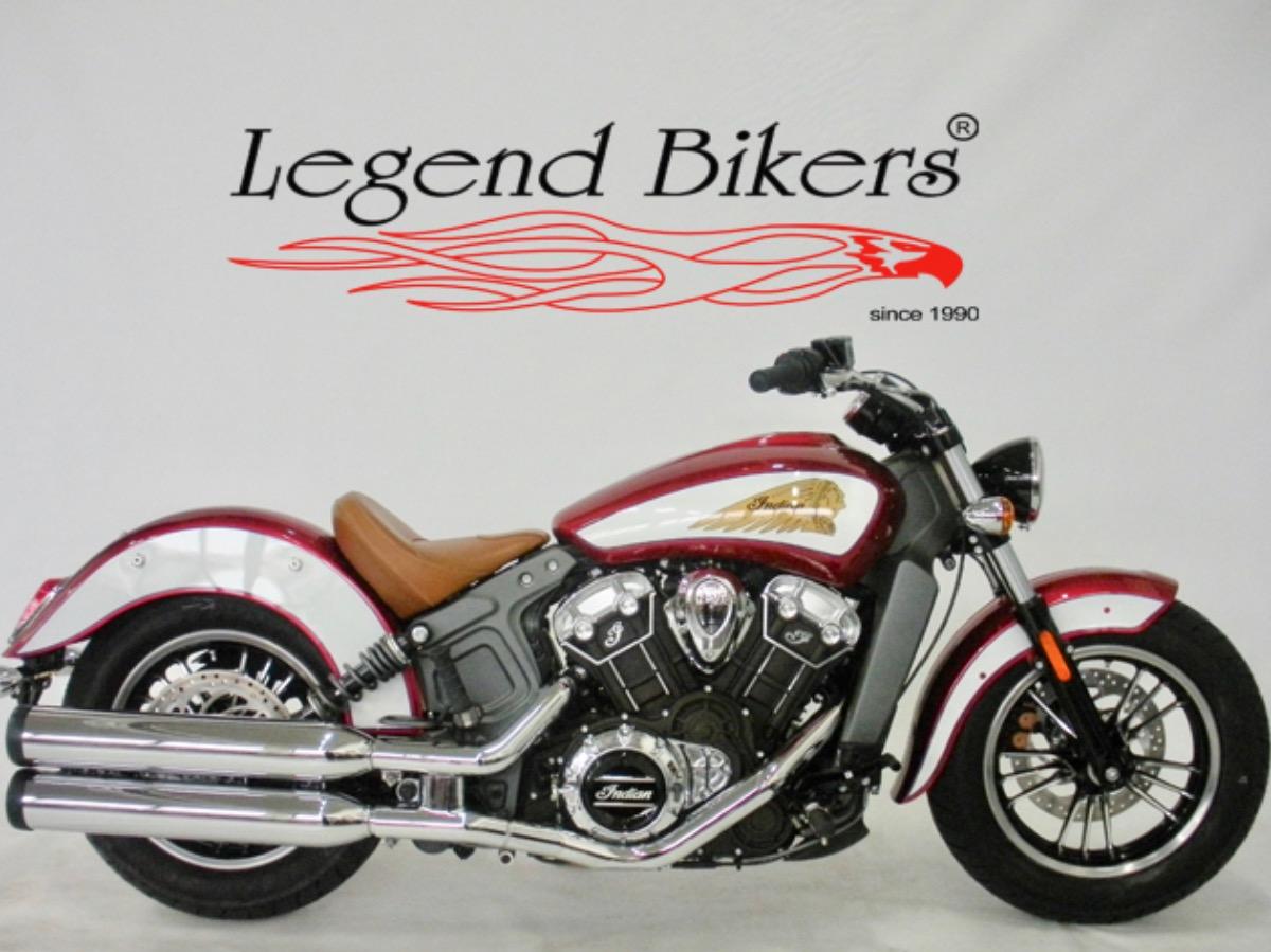 Vendita INDIAN SCOUT 1200 ICON - 478 |  Legend Bikers * Concessionario Indian a Bergamo