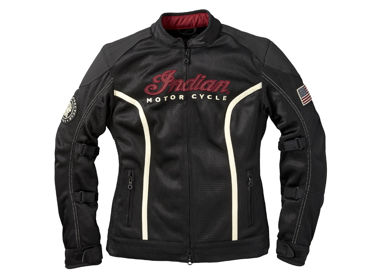 Vendita 2863717 GIACCA MEDIA DONNA AIR - 364 |  Legend Bikers * Concessionario Indian a Bergamo