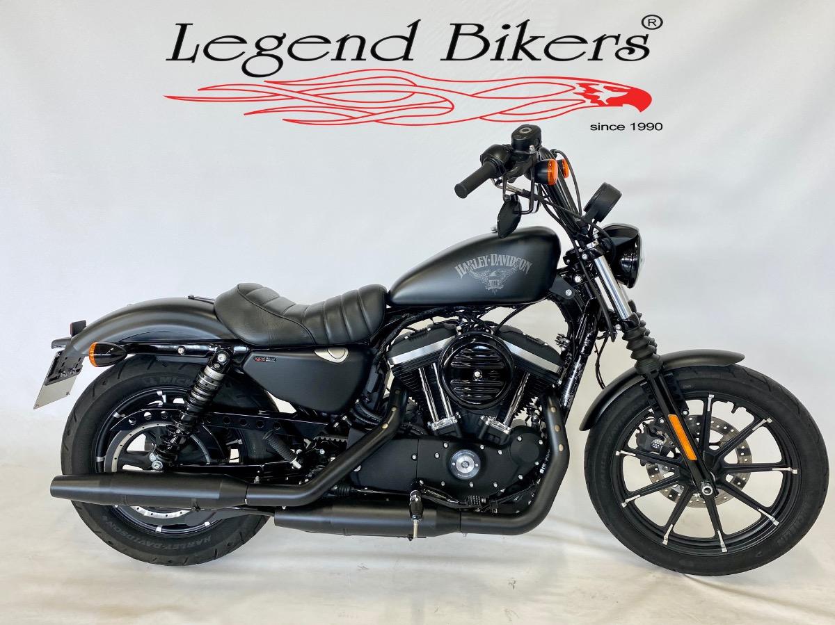 Vendita HARLEY DAVIDSON SPORTSTER IRON (XL 883 N) - 532    Legend Bikers * Concessionario Indian a Bergamo