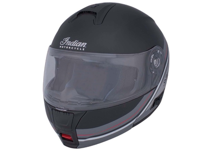 Legend Bikers Bergamo - CASCO MODULARE INDIAN