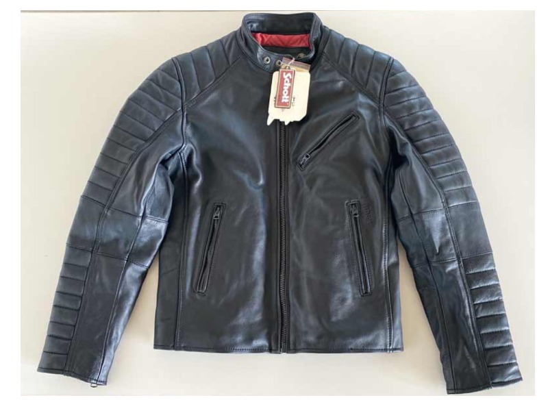 Legend Bikers Bergamo - AP01 SCHOTT JACKET LEATHER