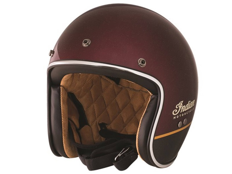 CASCO VINTAGE OPEN FACE 3 INDIAN