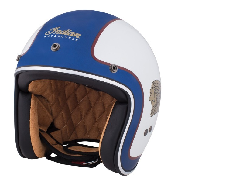 CASCO SCOUT OPEN FACE INDIAN