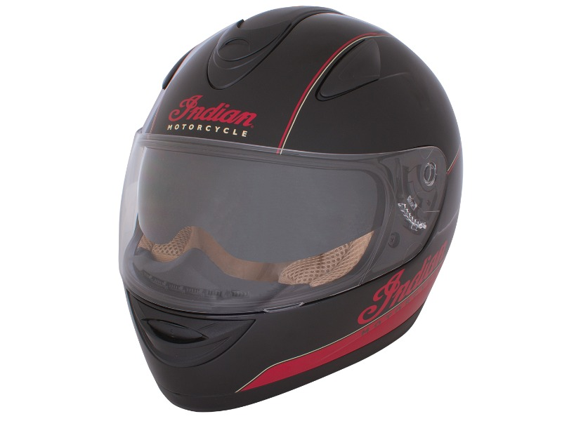 CASCO FULL FACE INDIAN