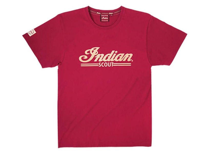 T-SHIRT UOMO INDIAN SCOUT