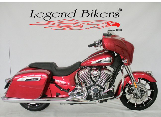 Vendita INDIAN CHIEF TAIN LIMITED abs - 572 | Legend Bikers * Concessionario Indian a Bergamo