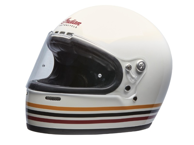 Legend Bikers Bergamo - CASCO INTEGRALE VINTAGE INDIAN