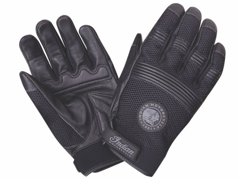 Legend Bikers Bergamo - GUANTI MESH 2 INDIAN
