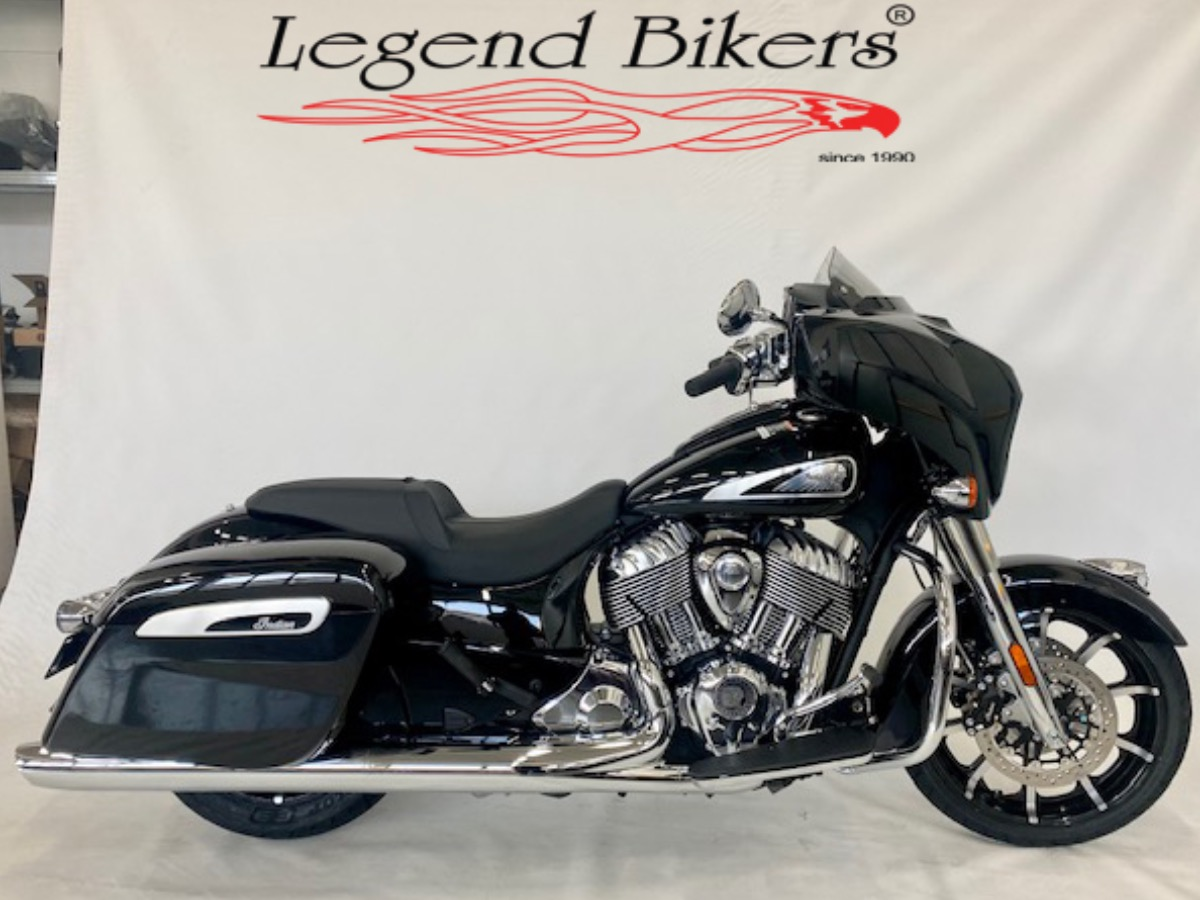 Vendita INDIAN CHIEFTAIN LIMITED abs - 552 | Legend Bikers * Concessionario Indian a Bergamo
