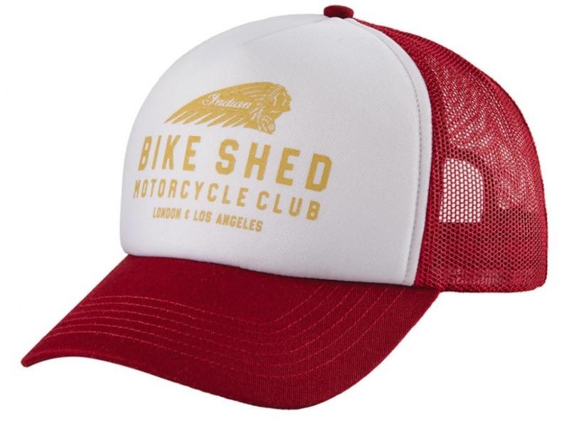 Legend Bikers Bergamo - CAPPELLINO BIKE SHED INDIAN