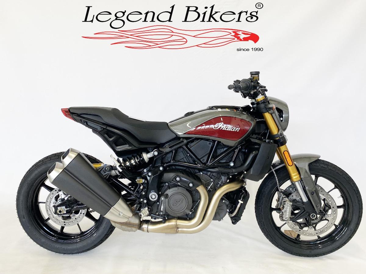 Vendita INDIAN FTR 1200 S - 208 | Legend Bikers * Concessionario Indian a Bergamo