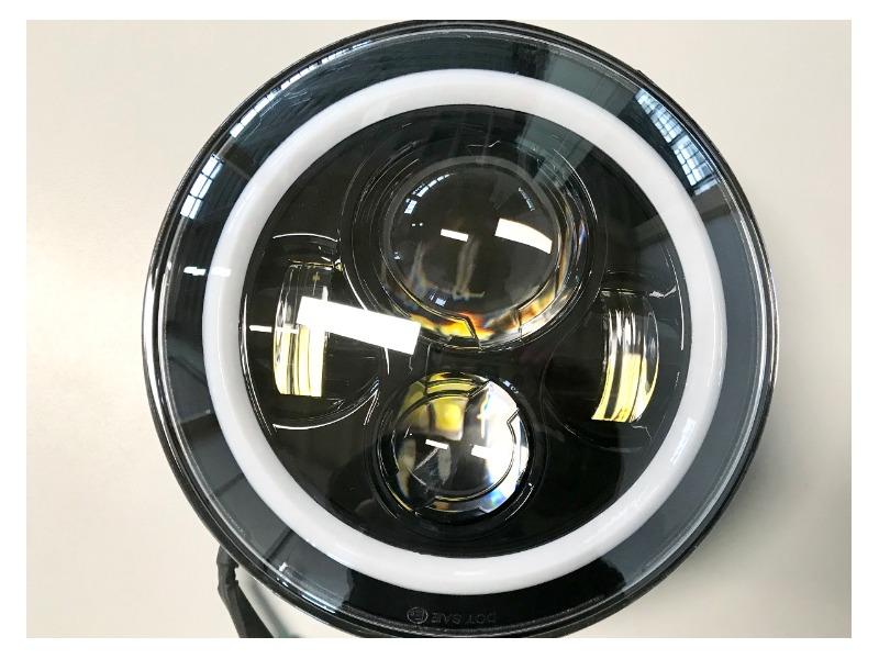 Acquista A016 FARO LED 7 POLLICI su LegendBikers