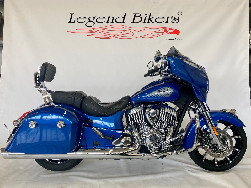 Legend Bikers - INDIAN CHIEF TAIN LIMITED abs