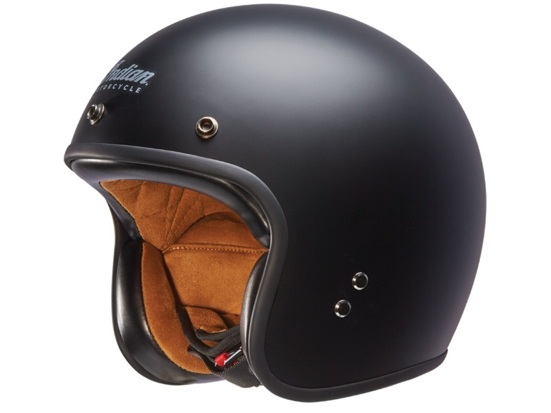 CASCO VINTAGE OPEN FACE INDIAN