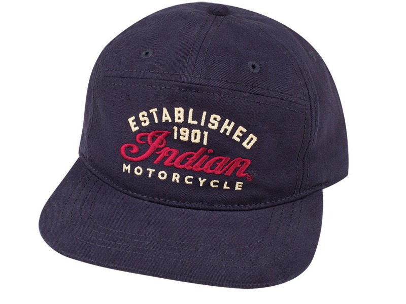 Legend Bikers Bergamo - CAPPELLINO ESTABLISHED INDIAN
