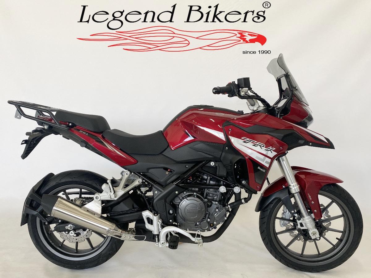 Vendita BENELLI TRK 250 - 204 | Legend Bikers * Concessionario Indian a Bergamo